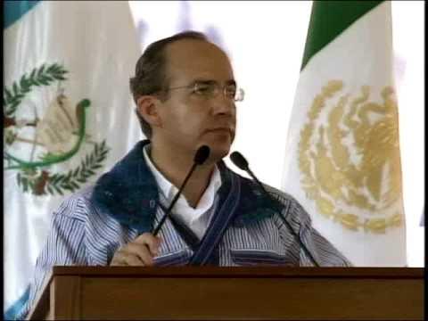 Acto Popular De Agradecimiento A M�xico Por Parte De Repatriados Guatemaltecos