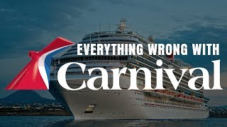 swot analysis carnival cruise lines