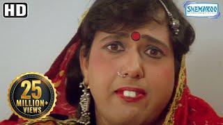 Comedy Scenes from Chhote Sarkar (HD) - Govinda | Shilpa Shetty | Kader Khan - 90's Bollywood Movie