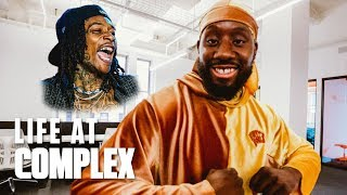 He Has A Song With Wiz Khalifa! | #LIFEATCOMPLEX