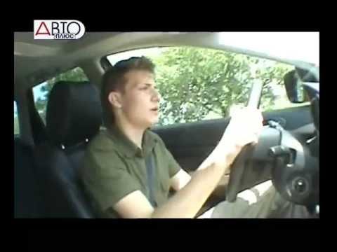 Тест-драйв Mazda CX-7 (AutoTurn.ru)