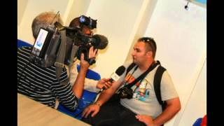 INTERVIEW FRANCE BLEU AUXERRE