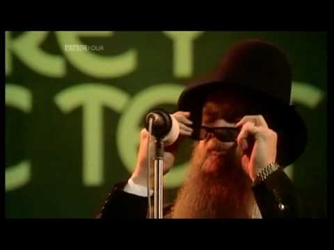 Z Z TOP - Cheap Sunglasses  (1980 UK Old Grey Whistle Test TV Appearance) ~ HIGH QUALITY HQ ~