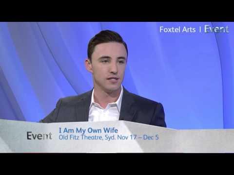 I Am My Own Wife Promo -  Foxtel Event   Ben Gerrard Full Interview + Performance
