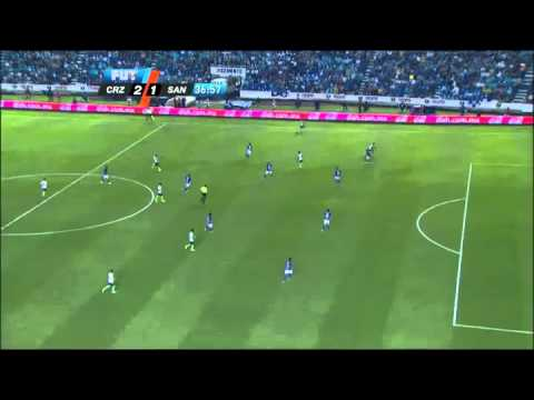 Cruz Azul 2 - 1 Santos (LIGA MX) Semifinal vuelta... Clausura 2013