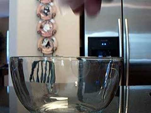 Make Super Cool Water! Video