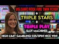HIGH LIMIT! TAKING A GAMBLE! $25SPIN Slot Machine ACTION!! Nice WIN!!