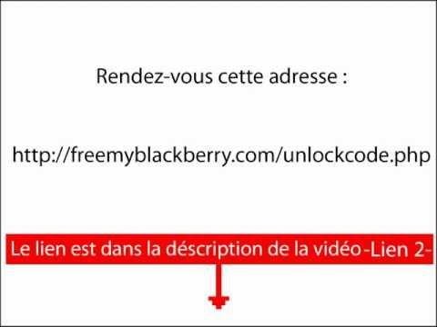Débloquer Gratuitement votre blackberry Curve 8520