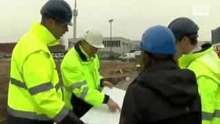 video uit Bouw nieuwe stadswerf gestart