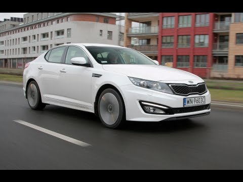 Kia Optima 1.7 CRDI - Optymalna zmiana warty