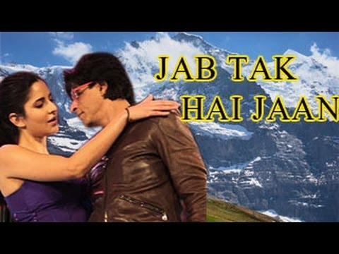Shahrukh Khan & Katrina Kaif's Romantic Song In 'jab Tak Hai Jaan' video
