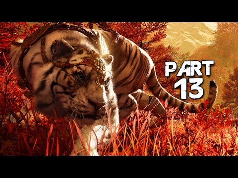 Far Cry 4 Walkthrough Gameplay Part 13 – The Protector's Arrival – Campaign Mission 11 (PS4)
