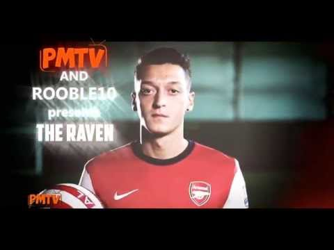 Mesut Ozil| The Raven| Arsenal| Goals, Skills, & Assists| Co-Op with Rooble10