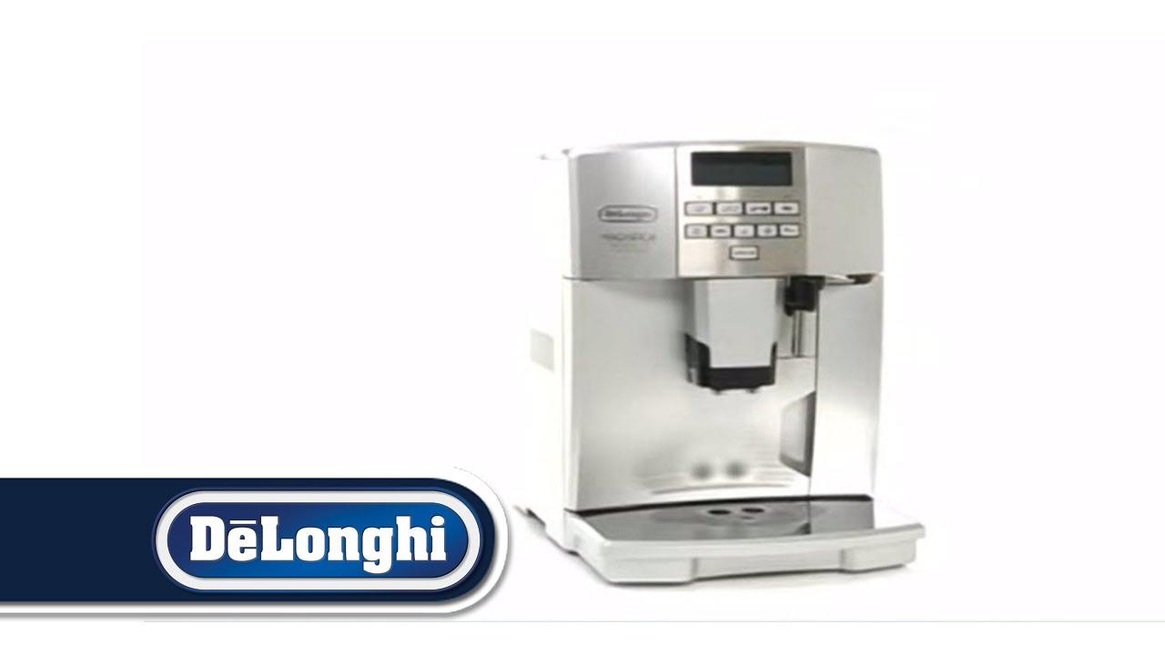 Delonghi Magnifica Pronto Cappuccino Esam04 350 Youtube