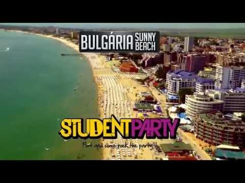 StudentParty Holiday Sunny Beach