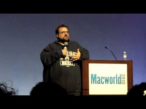Kevin Smith @ MacWorld About Cop Out Part 3