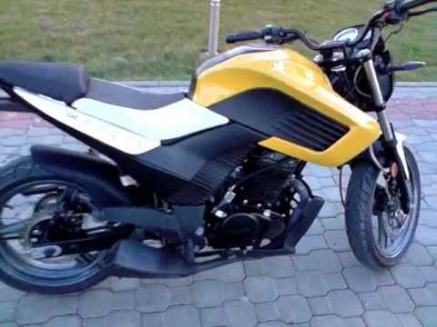 Romet Division 249 - moje moto ;)