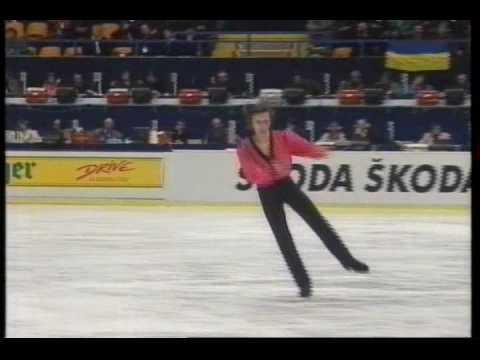 Dmitri Dmitrenko (UKR) - 1993 European Figure Skating Championships, Men's Free Skate