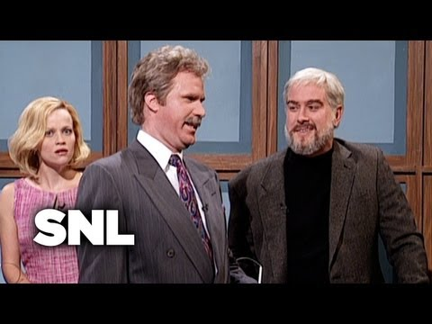 Celebrity Jeopardy: Sean Connery, Anne Heche, Chris Tucker - Saturday Night Live