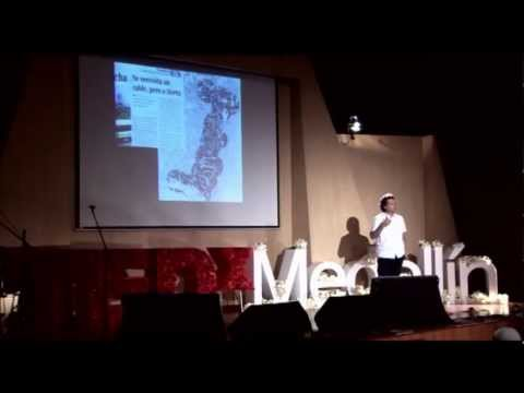 TEDxMedell n Alejandro Echeverri Urbanismo Social Medell n