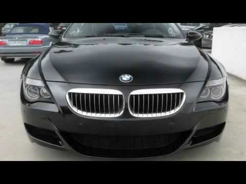 Bmw M6 Black Edition. Used 2006 BMW M6 Atlanta GA 30339