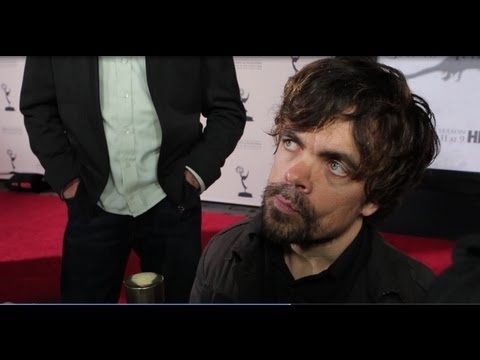 Game of Thrones Season 3 Interviews! Peter Dinklage, Lena Headey, Kit Harington, More!