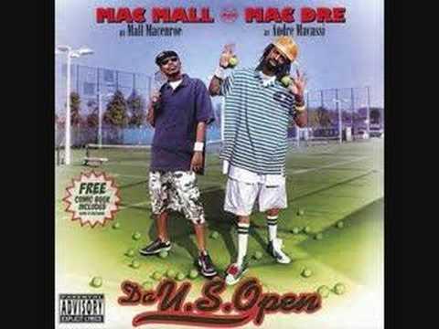 Mac Dre - Da U.S. Open