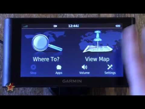 Garmin nuviCam LMTHD Review  pt. 2 (User Interface)