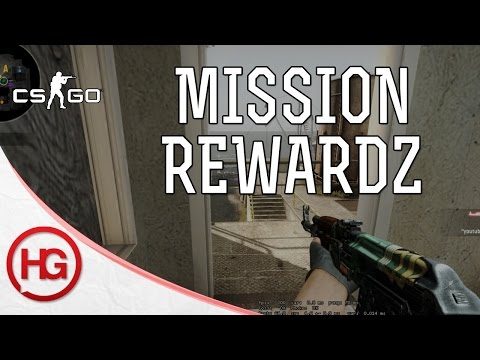 CS:GO Matchmaking - Mission Rewardz - Episode 22