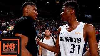 Golden State Warriors vs Dallas Mavericks Full Game Highlights / July 9 / 2018 NBA Summer League