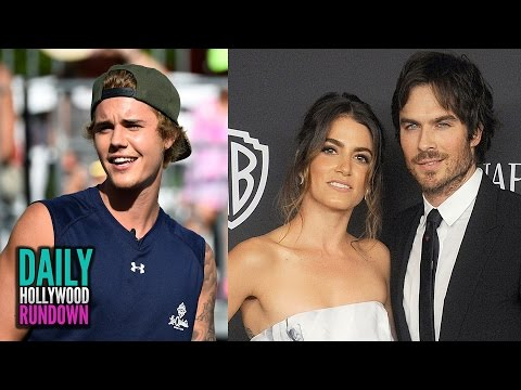 Justin Bieber Crashes A Prom - Ian Somerhalder & Nikki Reed Are Married! (DHR)
