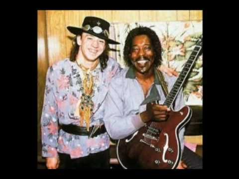 Stevie Ray Vaughan&Buddy Guy - Champagne and Reefer (1/3)