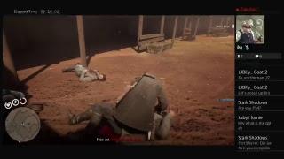 Red Dead Redemption 2 Online-xp glitch