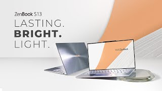 ASUS ZenBook S13 – Power and beauty, evolved | ASUS