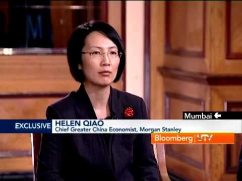 Market Guru: Chetan Ahya & Helen Qiao of Morgan Stanley on Annual India Summit.