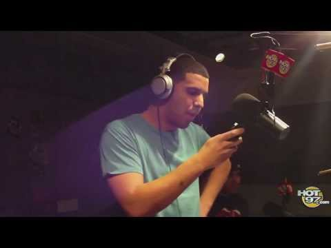 Drake FreeStyle 4-16-09 on Hot97
