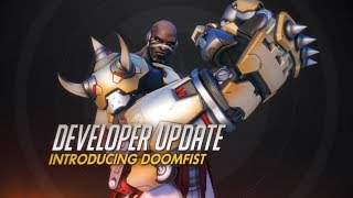 Developer Update | Introducing Doomfist | Overwatch