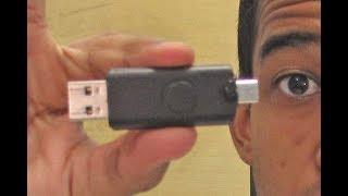 COMO FAZER UM PENDRIVE DUAL USB