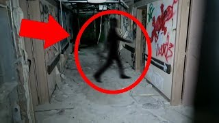 5 Scary Things Caught On Camera : GHOST Hunters & URBEX