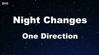 Night Changes Video Download Free