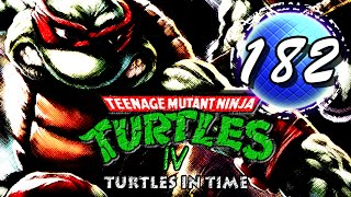 TMNT IV Turtles in Time - Súper Review Clásico