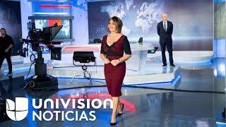 Detrás de las cámaras: el último noticiero de María Elena Salinas en Univision