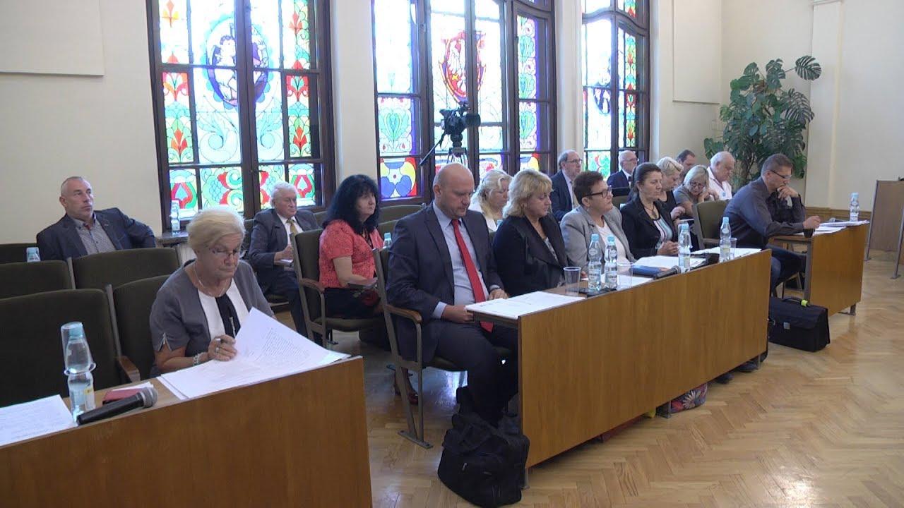 LIII sesja Rady Miejskiej, część I