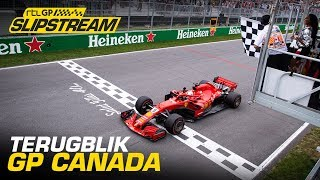 Geblunder in Montréal onacceptabel! | SLIPSTREAM - RTL GP