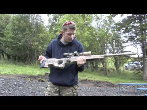 Well Warrior L96 Sniper Rifle Review