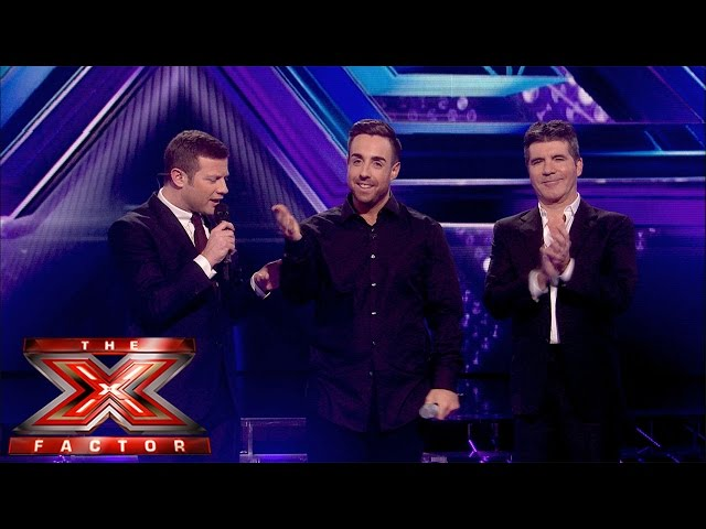 Stevi Ritchie's Best Bits | Live Results Wk 7 | The X Factor UK 2014