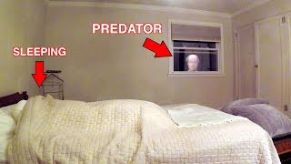 Catching a Child Predator | Predator Caught Watching Girl Sleep (Social Experiment)
