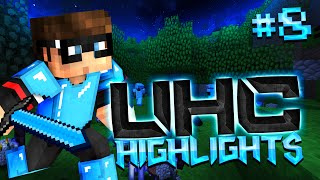 Minecraft UHC Highlights #8: End Animal Abuse!