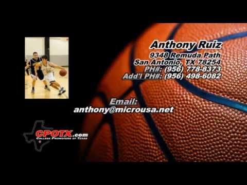 Anthony Ruiz - Sophomore Season Highlights