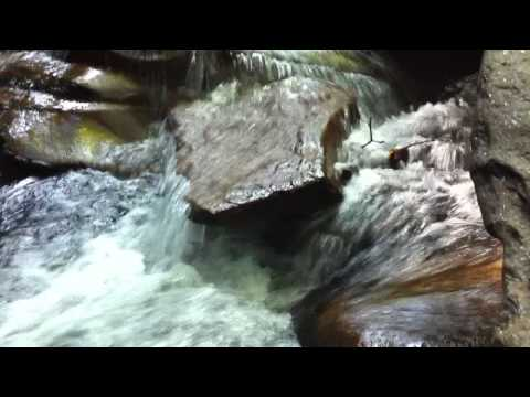 Newfound Gap-Stream Exhibit Video